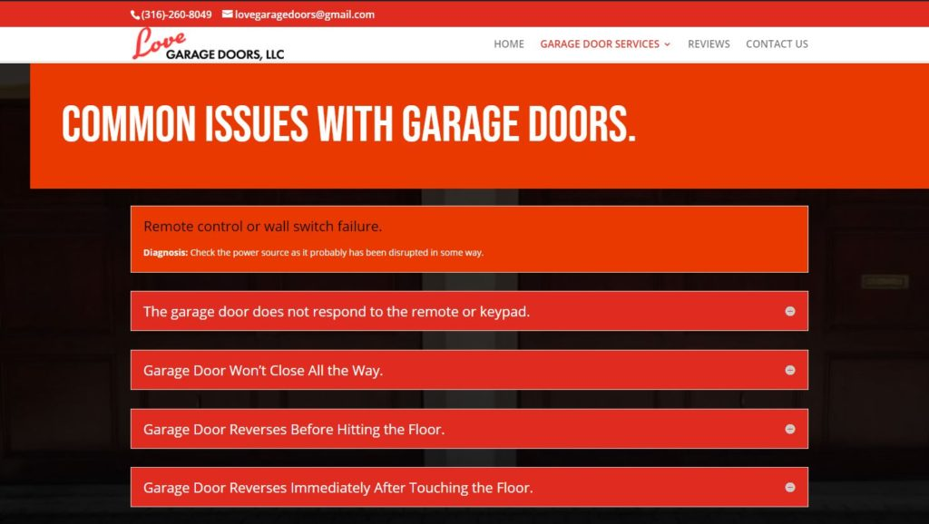 Garage Door Company FAQ